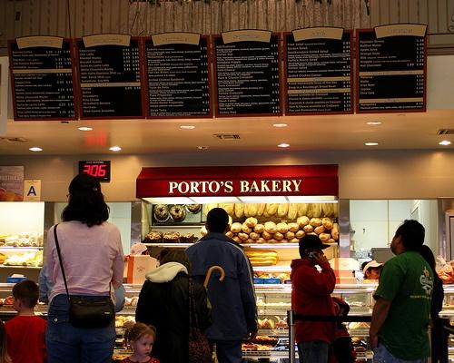 Los Angeles Vs Manila 3 Porto S Cheese Roll Our