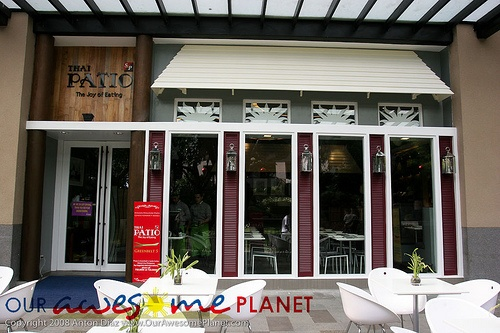Thai Patio, Greenbelt 5 • Our Awesome Planet