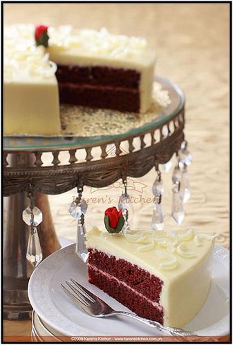 Karen S Kitchen Red Velvet