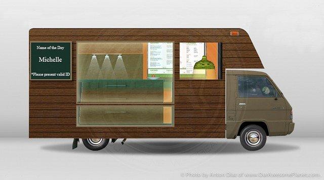 Open Rice Kitchen Food Truck
