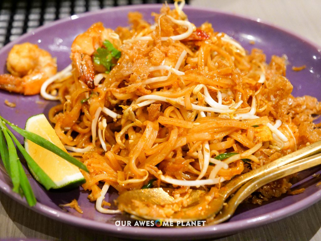 NARA THAI: Finally, Legit Thai Food in Manila?!