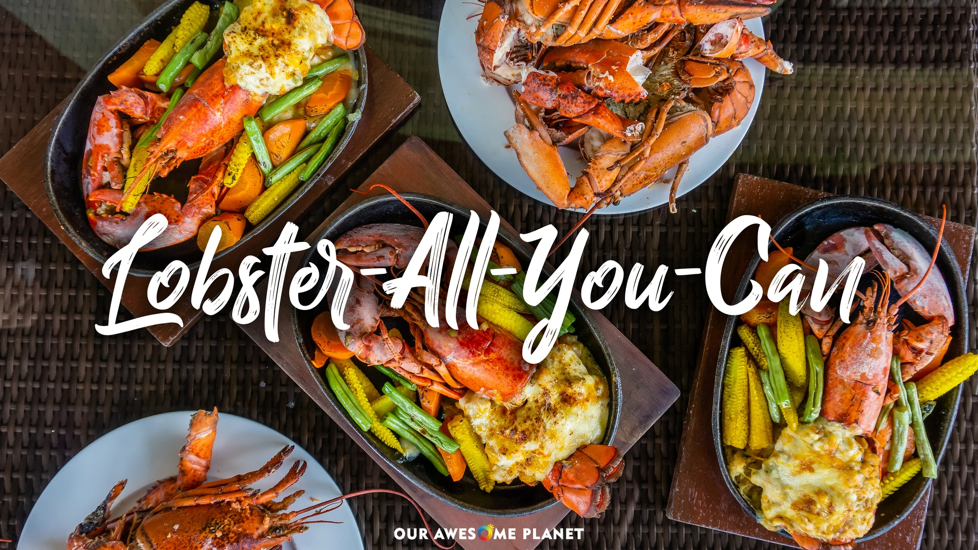 Where to Eat Lobster All-You-Can in Manila ...