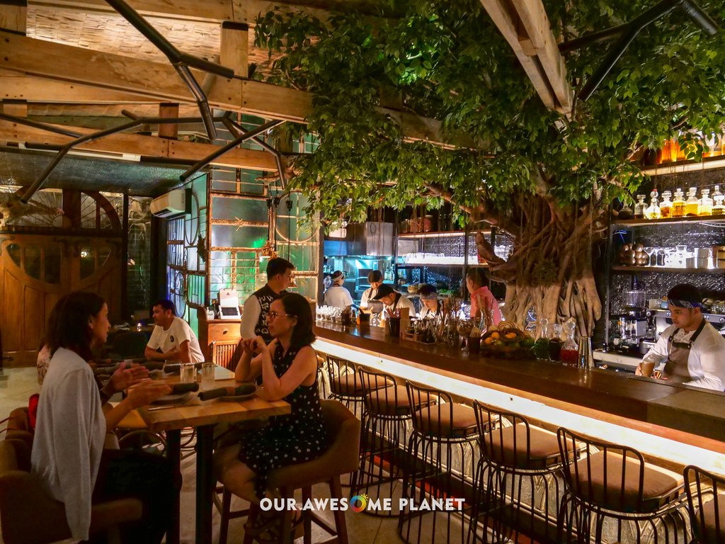 Agimat Foraging Bar and Kitchen (A Review)