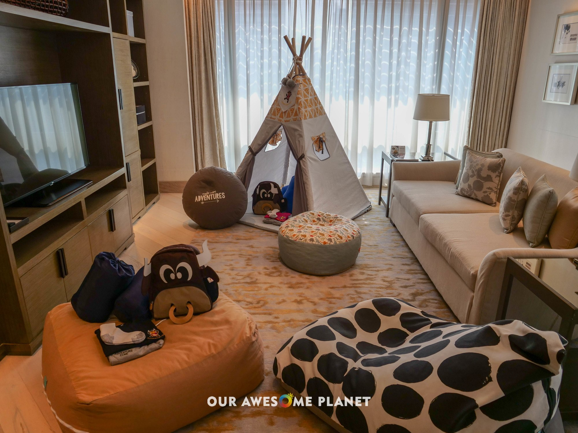 Shangri-La at the Fort: Why it is the Best Family Staycation in BGC?!
